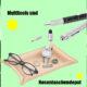 Multi Tool und Hosentaschendepot