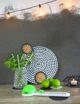 Titelbild von Pflanzenstecker und Untersetzer